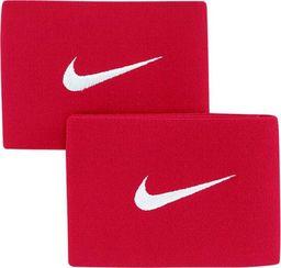 Nike Opaska stabilizująca ochraniacze czerwony