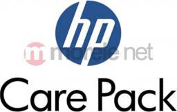 Gwarancja dodatkowa - drukarki HP Wymiana sprzętu w następnym dniu 3 lata (UG059E)