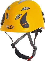 Climbing Technology Kask wspinaczkowy Climbing Technology Stark - żółty uniwersalny
