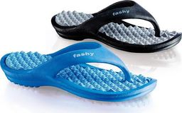 Fashy Fashy klapki-japonki Massage V-Strap 7628 kolor mix 40