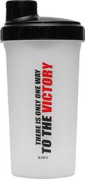 "Beltor Beltor Shaker 700ml trans-black ""There is only one whey to the victory"" uniwersalny"