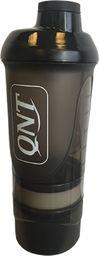 QNT Shaker QNT 600ml 3w1 + 2 pojemniki  uniwersalny