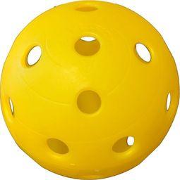 Spokey Piłka do unihokeya Spokey żółta 85658/ż uniwersalny