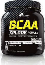 Olimp BCAA Xplode powder 500g ice tea peach