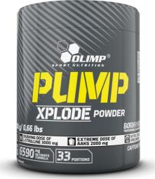 Olimp Pump Xplode Powder 300g Fruit Punch
