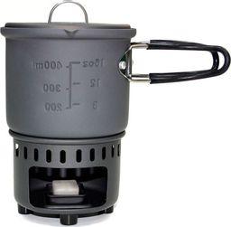 Esbit Zestaw do gotowania Esbit Solid Fuel Cookset uniwersalny