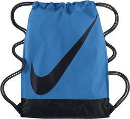 Nike Worek Nike BA5094-435 FB niebiesko-czarny uniwersalny