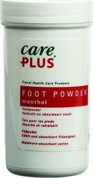 Care Plus Talk do stóp Care Plus Foot Powder - 40 g uniwersalny