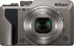 Aparat cyfrowy Nikon Nikon COOLPIX A1000 srebrny