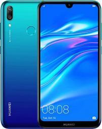 Smartfon Huawei Y7 2019 Dual SIM Aurora Blue