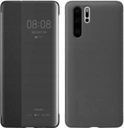 Huawei P30 Pro Etui z klapką smart Czarny