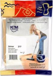 Worek do odkurzacza K&M Worki K&M FZ17 Zelmer 30 szt. (3kpl po 10 szt)