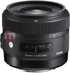 Obiektyw Sigma 30mm f/1.4 DC HSM C/AF Canon (301954)