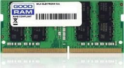 Pamięć do laptopa GoodRam DDR4 8GB 2133MHz CL15 (GR2133S464L15/8GR)