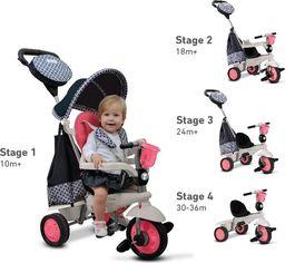 Smart Trike Pojazd/Rowerek Smart Trike Deluxe - różowy