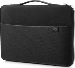 "Etui HP HP Carry Sleve 15.6"" czarno-srebrne"