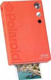 Aparat cyfrowy Polaroid Polaroid Mint Aparat Cyfrowy 16mp / Natychmiastowy - Zdjęcie W 45s - Czerwony