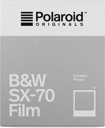 Polaroid Wkłady / Wkład / Papier Do Polaroid Sx-70 Czarno-biaŁe B/w