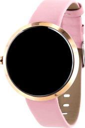 Smartwatch Xlyne Siona XW Fit Różowy Złoty  (54010)