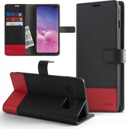 Ringke Etui Wallet Samsung Galaxy S10 Plus Black & Red