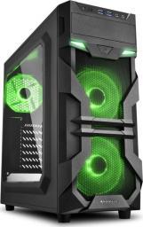 Obudowa Sharkoon VG7-W Green (4044951026845)