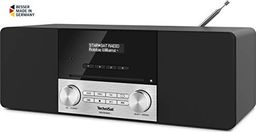 Radio Technisat TechniSat DIGIT RADIO 3(black / silver, DAB *, FM, RDS, CD)
