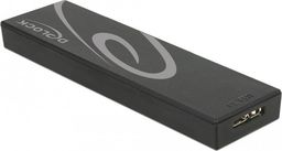 Delock DeLOCK M.2 SSD> USB 3.1 Gen2 Micro-B - external housing