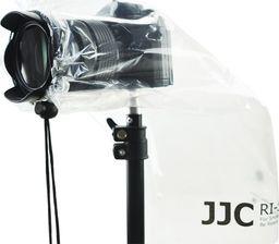 JJC Pokrowiec Przeciwdeszczowy Do Bezlusterkowców - Uniwersalny