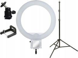 Lampa pierścieniowa Massa Lampa PierŚcieniowa 45w / MakijaŻ + Statyw + Dyfuzor