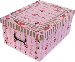 Miss Space Pudełko kartonowe MIDI PROWANSALSKIE-LILA uniwersalny