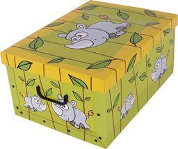 Miss Space Pudełko kartonowe MINI SAWANNA-NOSOROŻEC uniwersalny