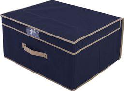 Miss Space Organizer do szafy-klasyczny, niebieski 50x40x25 uniwersalny