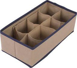 Miss Space Organizer do szuflady, beżowy 29x15x9 uniwersalny