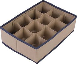 Miss Space Organizer do szuflady, beżowy 32x22x9 uniwersalny