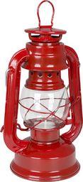 Urban Outdoor Lampa sztormowa 19cm, czerwona uniwersalny