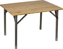 Urban Outdoor Składany stół turystyczny- Bamboo - 65x50 cm uniwersalny