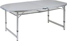 Bo Camp Stół z odczepianymi nogami aluminium 150x80cm Bo Camp uniwersalny