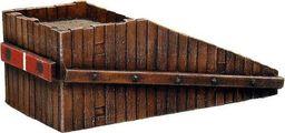 Artitec Kozioł Oporowy Drewniany gotowy model H0 Artitec uniwersalny