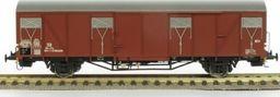 Exact-Train Wagon Towarowy Kryty DB ep.III uniwersalny