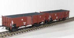 Exact-Train Wagon Towarowy Odkryty Omm34 Klagenfurt,  PKP Exact Train uniwersalny