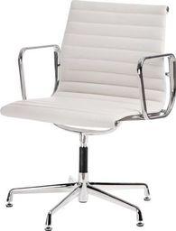 D2 Design Fotel konferencyjny CH1081 inspirowany EA108 skóra, chrom uniwersalny