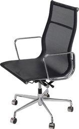 D2 Design Fotel biurowy CH1191T czarna siatka uniwersalny