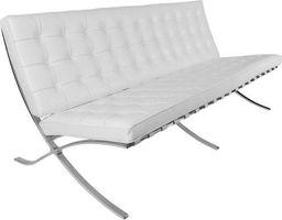 D2 Design Sofa BA3 3 osobowa Inspirowana ekoskóra uniwersalny