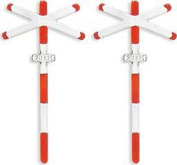 Artitec Krzyż św.Andrzeja 2 szt. model H00 Artitec uniwersalny