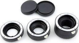 Obiektyw MeiKe Pierścienie Pośrednie Makro Af Metal Do Sony [a] - Automatyka