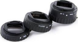 Obiektyw MeiKe Pierścienie Pośrednie Makro Af Autofocus Do Canon Eos [ef / Ef-s]