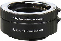 Obiektyw JJC Pierścienie Pośrednie Makro Ze Stykami Af Do Sony E (nex)
