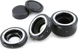 Obiektyw MeiKe Pierścienie Pośrednie Makro Af Metal Do Nikon [ai/ais/af] - Automatyka