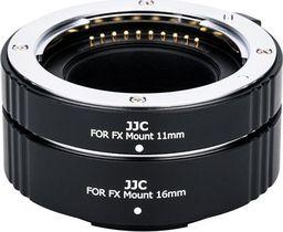 Obiektyw JJC Pierścienie Pośrednie Makro Af Do Fujifilm Fuji X