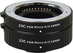 Obiektyw JJC Pierścienie Pośrednie Makro Af Do Olympus / Panasonic M4/3 - Micro 4/3
